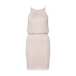 LACE & BEADS Koktejlové šaty 'Mina'  růže