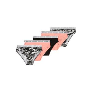 River Island Spodní prádlo  pink / černá / bílá