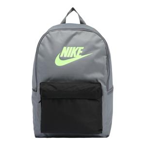 Nike Sportswear Batoh  limetková / tmavě šedá / černá