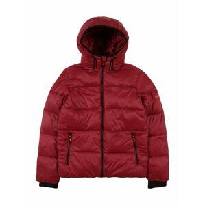 Marc O'Polo Junior Zimní bunda  rezavě červená