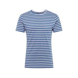 BLEND Tričko 'Tee'  modrá