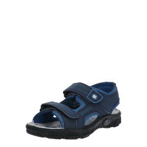 RICHTER Otevřená obuv  modrá