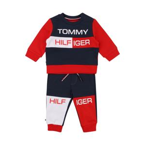 TOMMY HILFIGER Sada  námořnická modř / bílá / červená