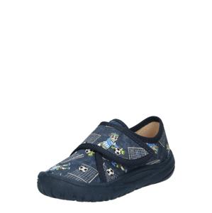 ELEFANTEN Pantofle 'Mipps Marion'  námořnická modř / mix barev