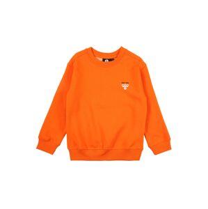 Hummel Mikina  oranžová