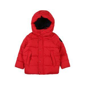 GAP Zimní bunda  červená