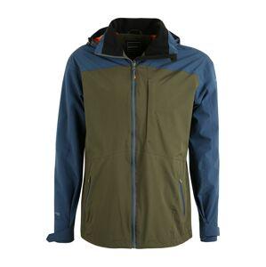 ICEPEAK Sportovní bunda 'BANTRY'  tmavě modrá / olivová
