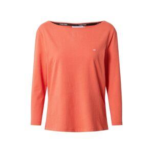 Calvin Klein Tričko  oranžová