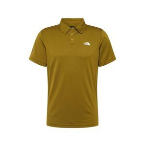 THE NORTH FACE Funkční tričko 'Tanken'  olivová
