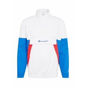 Champion Authentic Athletic Apparel Funkční bunda  modrá / červená / bílá