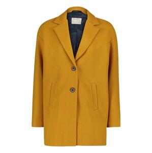 Amber & June Přechodný kabát  zlatě žlutá