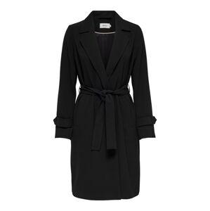 ONLY Přechodný kabát 'ONLUNNA'  černá