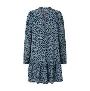 GLAMOROUS Šaty 'Dress'  černá / modrá