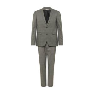 Esprit Collection Oblek  tmavě šedá