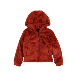 LEMON BERET Mikina s kapucí  karmínově červené