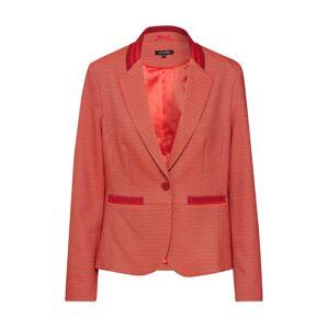 MORE & MORE Blejzr 'Jacquard'  oranžově červená / broskvová