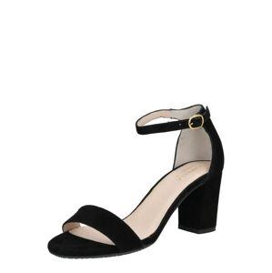 Carvela by Kurt Geiger Páskové sandály 'ABIGAIL'  černá