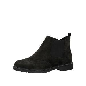 s.Oliver Chelsea boty  černá