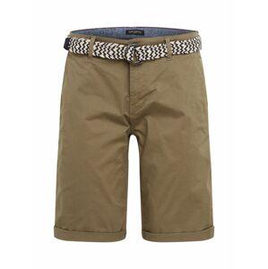 SHINE ORIGINAL Chino kalhoty  khaki