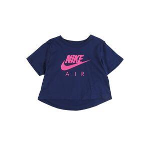 Nike Sportswear Tričko  fialkově modrá / pink
