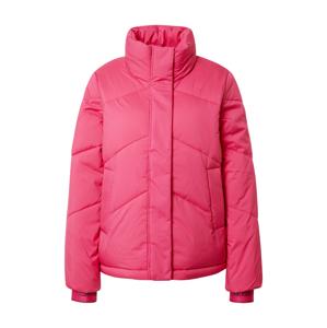 Calvin Klein Zimní bunda 'Monogram'  pink