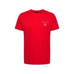 GANT Tričko  červená