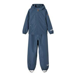 NAME IT Funkční oblek  námořnická modř
