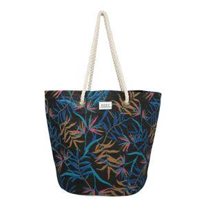 ROXY Plážová taška 'SUNSEEKER J TOTE'  mix barev / tmavě modrá