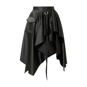 Just Cavalli Sukně  černá