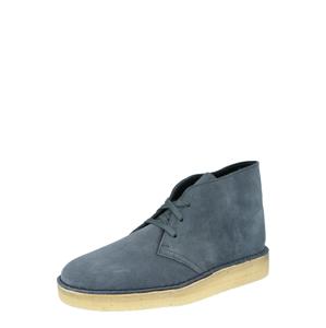 Clarks Originals Šněrovací boty 'Coal'  chladná modrá