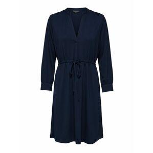 SELECTED FEMME Košilové šaty  marine modrá