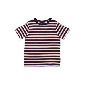 GAP Tričko 'SH PTF STRIPE SS'  námořnická modř