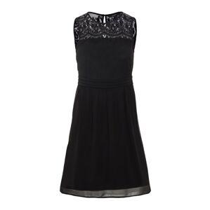 VERO MODA Letní šaty  černá