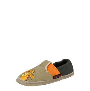 GIESSWEIN Pantofle 'Antendorf'  světle hnědá / béžová / žlutá / oranžová