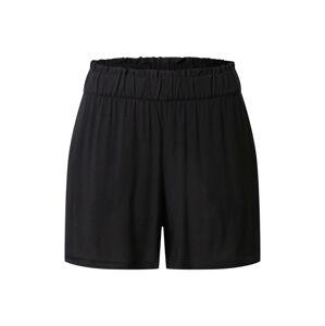 TOM TAILOR DENIM Kalhoty  černá