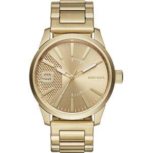 DIESEL Analogové hodinky  zlatá