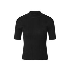 Gina Tricot Tričko 'Kajsa'  černá