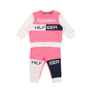 TOMMY HILFIGER Sada  pink / bílá / tmavě modrá / ohnivá červená