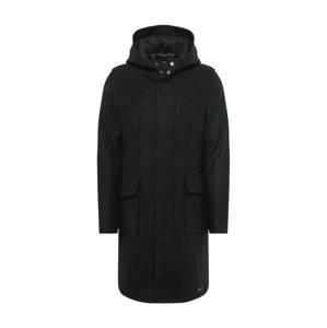 tigha Přechodný kabát 'Jonathan'  černá