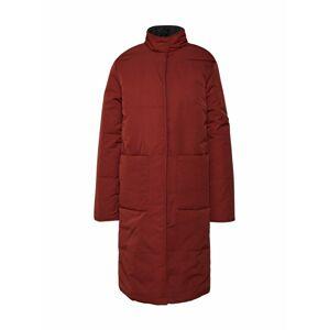 EDITED Přechodný kabát 'Jolina'  bordó