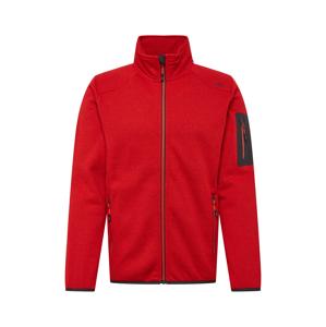 CMP Sportovní bunda  červená
