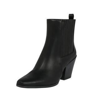 Public Desire Kotníkové boty  černá