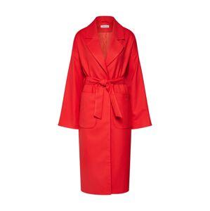 EDITED Přechodný kabát 'Santo'  červená