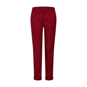 Lee Chino kalhoty  červená
