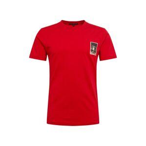 DRYKORN Tričko 'SAMUEL'  červená
