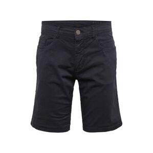 BLEND Kalhoty 'Shorts'  námořnická modř