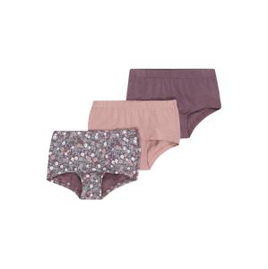 NAME IT Spodní prádlo  švestková / růžová