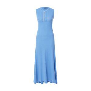 POLO RALPH LAUREN Šaty  modrá