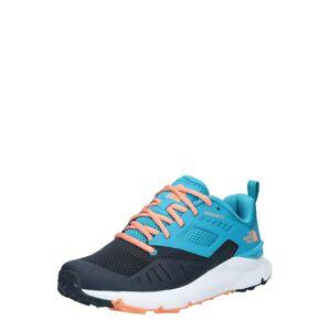 THE NORTH FACE Sportovní boty 'ROVERETO '  modrá / korálová / tmavě modrá