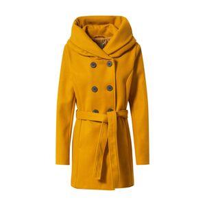 Amber & June Zimní kabát  hnědá